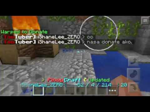 Minecraft PE Server Philippines (PinoyCraft Server Rework #2