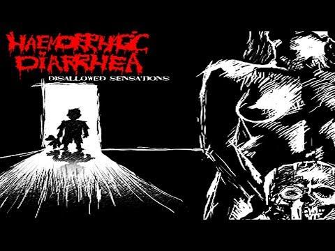 Haemorrhagic Diarrhea  - Disallowed Sensations | Full Album (Porngrind)