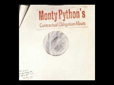 Monty Python - Bookshop Sketch (Monty Python's Contractual Obligation Album)