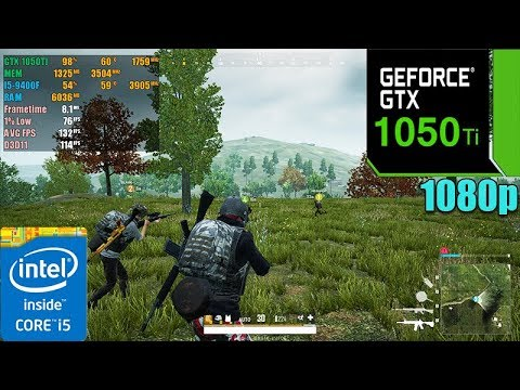 PUBG Lite : TPP Ultra Graphics | GTX 1050 Ti 4GB (Erangel Map)