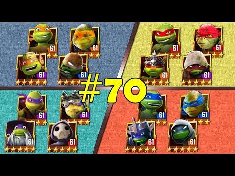 Teenage Mutant Ninja Turtles Legends - Part 70