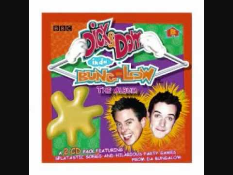 Dick And Dom - The Album - CD 2 - Party Games - Celebrity Two Word Tango (Game Music)