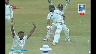 Lasith Ambuldeniya - 10 wicket haul against SSC