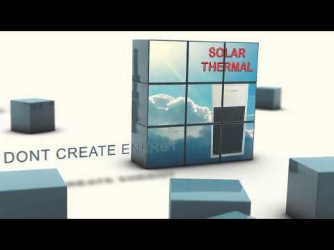 Solar Thermal AC Units Advert