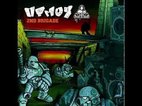 Atmos -  2nd Brigade [Full Album]