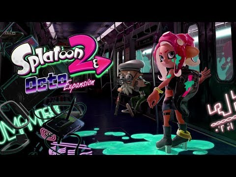 Splatoon 2! #93 Octo Expansion