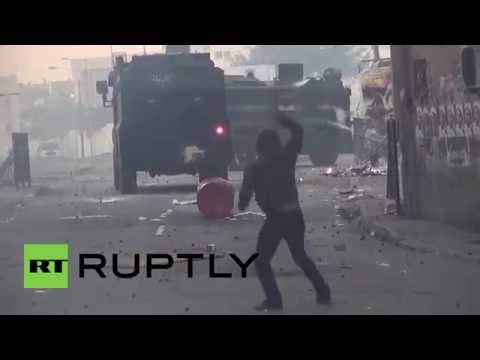 Bahrain: Fiery CLASHES grip Manama
