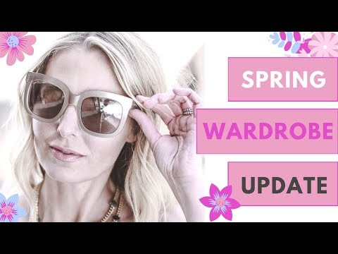 10 Quick & Simple Ways to Update Your Wardrobe This Spring 2018 | Featuring Accessories