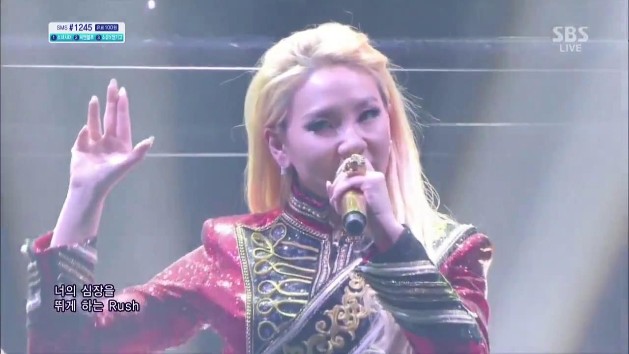 Download 2NE1 - #CRUSH (Korean Ver.) Stage Mix Live (7 in 1 Compilation) #ILove2NE1