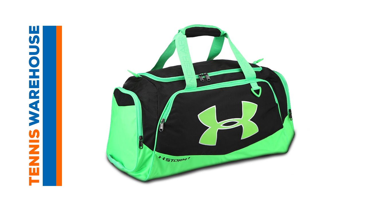 7ff37c459756 Under Armour Undeniable Medium Duffel Bag - YouTube
