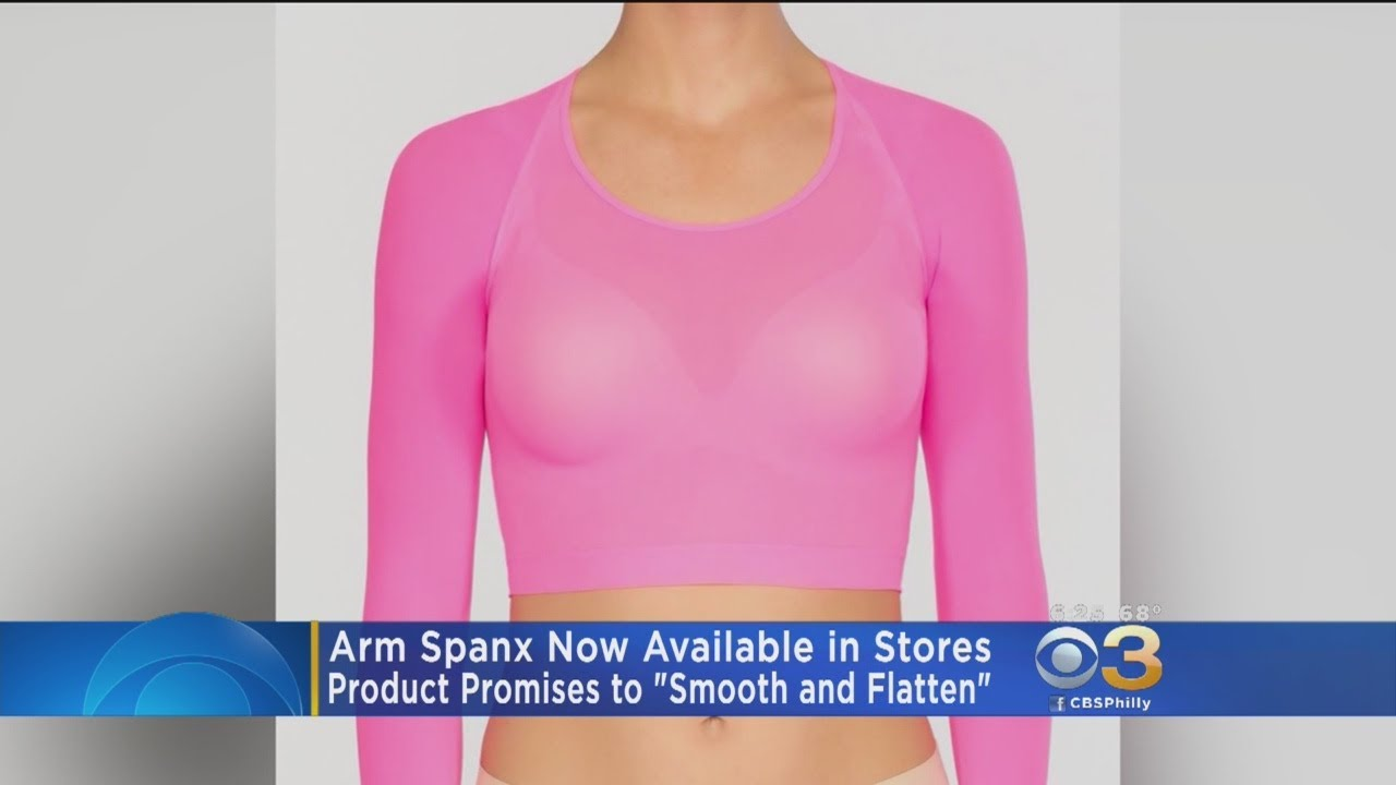 7cad7857bbd Arm Spanx Now Available In Stores - YouTube