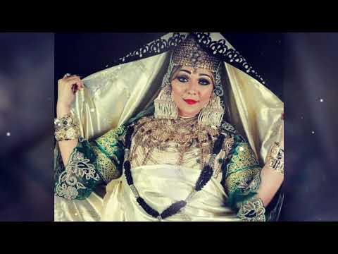 21bbea76a تصديرة جزائرية ...أزياء العروس 👸👰👰👸 - YouTube