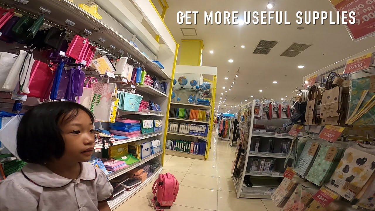 Street kid's FIRST shopping spree.