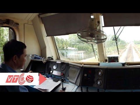 Giây phút thót tim trên khoang lái tàu | VTC