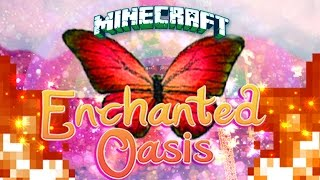 The Nether - Minecraft: Enchanted Oasis Ep 23