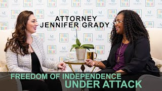 Episode 13: The Life Changing Law Affecting Independent Contractors with Attorney Jennifer Grady