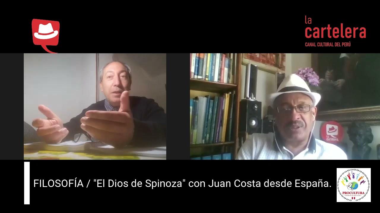Cartelera TV/ El Dios de Espinoza