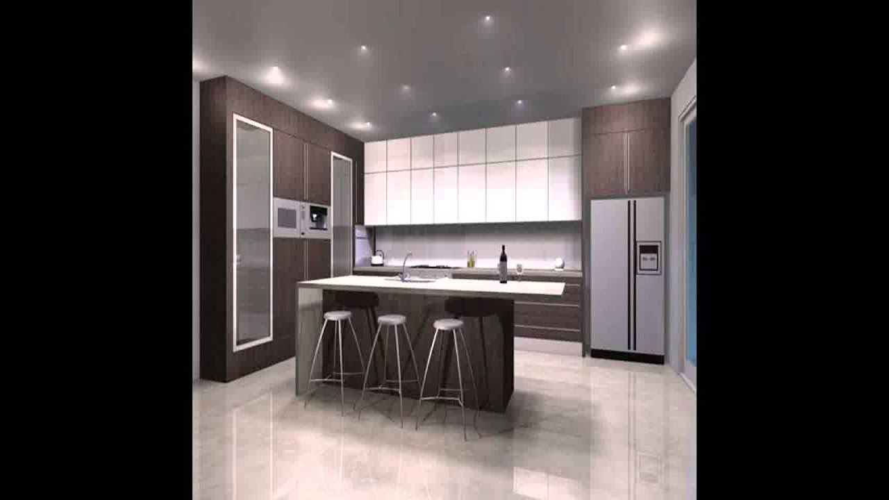 Kitchen Design Video new classic kitchen design video - youtube