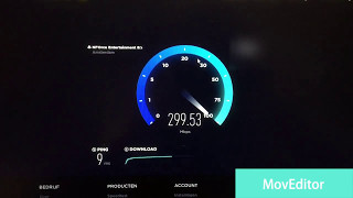 Speedtest Ziggo Connect Max 300 Mbps