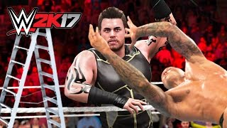 WWE 2K17 - RKO OUTTA NOWHERE!! WWE 2K17 MY CAREER MODE EP 5! (WWE 2K17 Gameplay)