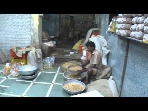 Jalaram Dana Chana shop in Navsari, Gujarat, India   17th June 2011 1