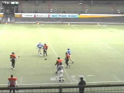 Rhinos Milano -  Warriors Bologna - 2004