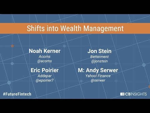 Shifts into Wealth Management