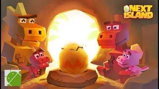 Next Island Dino Village - Android Gameplay FHD