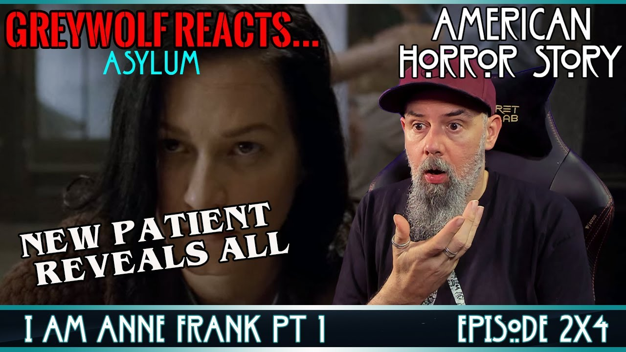 Download American Horror Story -  Episode 2x4 'I Am Anne Frank (1)' | REACTION & REVIEW