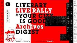 夏目知幸/シャムキャッツ、どついたるねん、RAMZA、6EYES、呂布カルマ、Campanellaら約30組20会場による怒涛の3DAYS配信ラリー「LIVERARY LIVERALLY」ダイジェスト