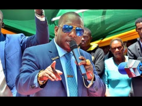 Sonko questioned by Senate why he has not picked Deputy Governor