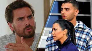 The INFURIATING Moment Scott Disick Learns About Kourtney Kardashian's New Boyfriend Younes Bendjima