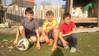 My football team.Echipa Mea De Fotbal