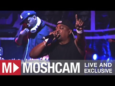 Public Enemy - Terminator X To The Edge Of Panic | Live in Sydney | Moshcam