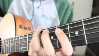 """Como tocar """"No Lo Hice Bien"""" Los Plebes Del Rancho TUTORIAL DE GUITARRA @AldoGarcia"""