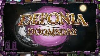 Deponia Doomsday #1 - Reprenons depuis le début !