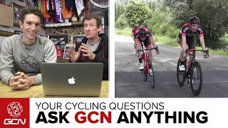 Rollers Or Turbo Trainer? Ask GCN Anything About Cycling
