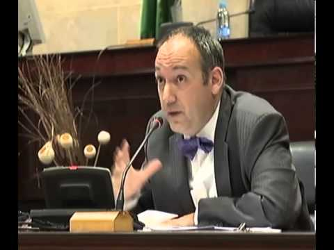 Marco Kalbusch, OHCHR - African Regional Dialogue on Governance and Post-2015