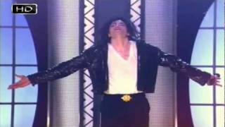 Michael Jackson - Beat It  (Live in New York 2001) [HD] High Definition