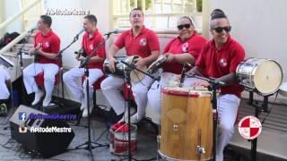 Evento com samba no salão de festa, festas com a temática boteco Grupo Apito de Mestre
