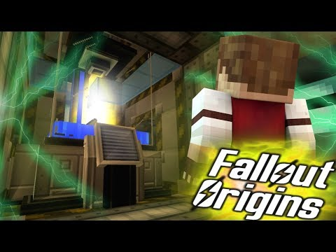 MY NUCLEAR REACTOR! Minecraft FALLOUT ORIGINS #24 ( Minecraft Roleplay SMP ) thumbnail