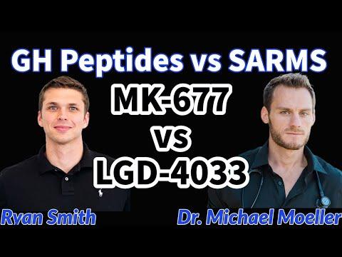 MK-677 (Ibutamoren) vs LGD-4033 (Ligandrol): Whats the