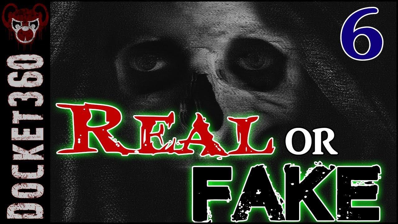 Paranormal Witness Fake