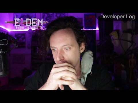 Elden Path of the Forgotten - Developer Vlog #6 - Bad Dreams |