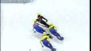 1000m Short Track Final - 1994 Winter Olympics