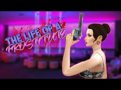 ❌ The Life of a Prostitute ❌ BIRTH TO DEATH - The Sims 4