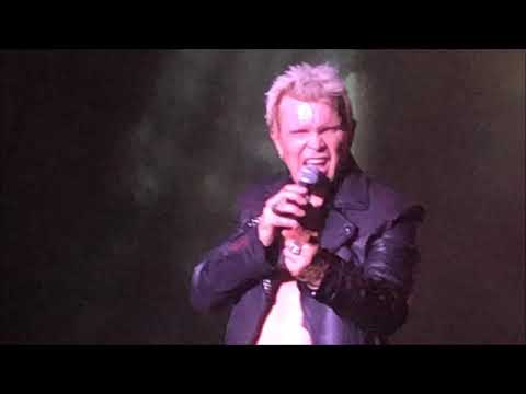 Big 95 Morning Show - Billy Idol says he liked the isolation that drugs provided