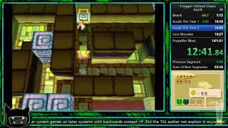 [WR] Frogger: Helmet Chaos (Quest Two Any%) in 57:43 [Speedrun]