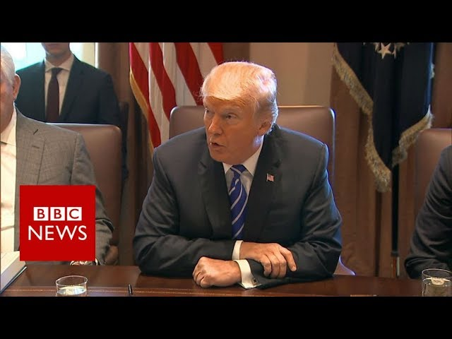 Trump: 'North Korea supported acts of international terrorism'- BBC News