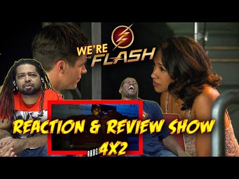 "The Flash Season 4 Episode 2 Reaction & Review ('""Mixed Signals"")"